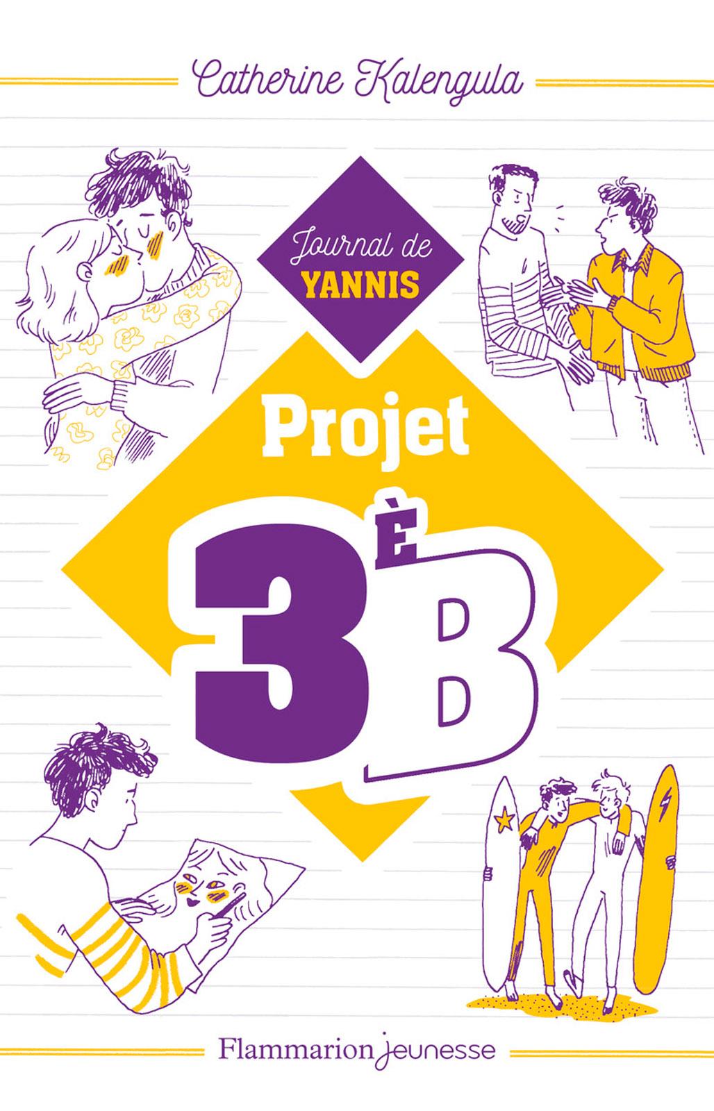 Projet 3e B (Tome 2) - Jour...
