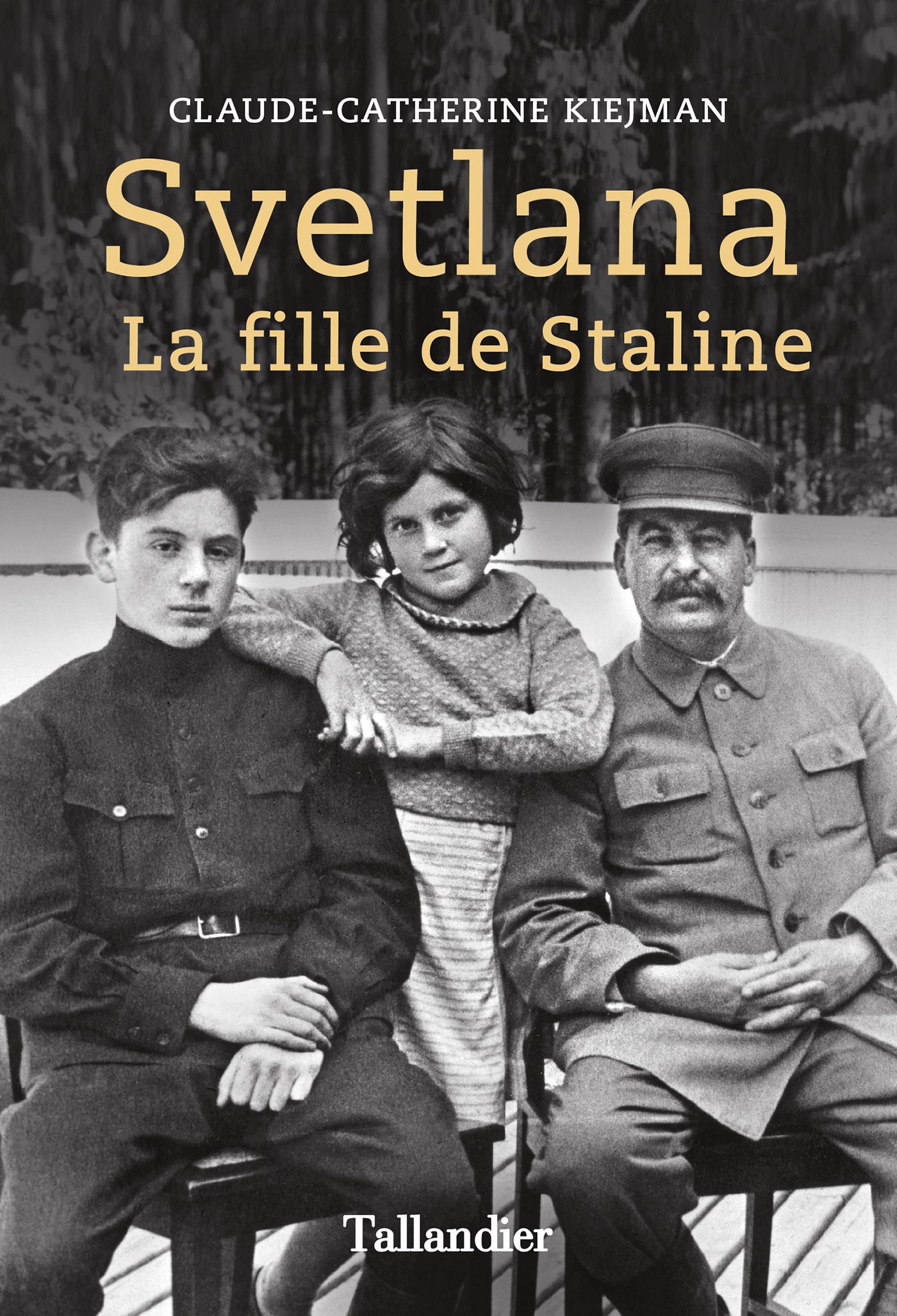 Svetlana, la fille de Staline