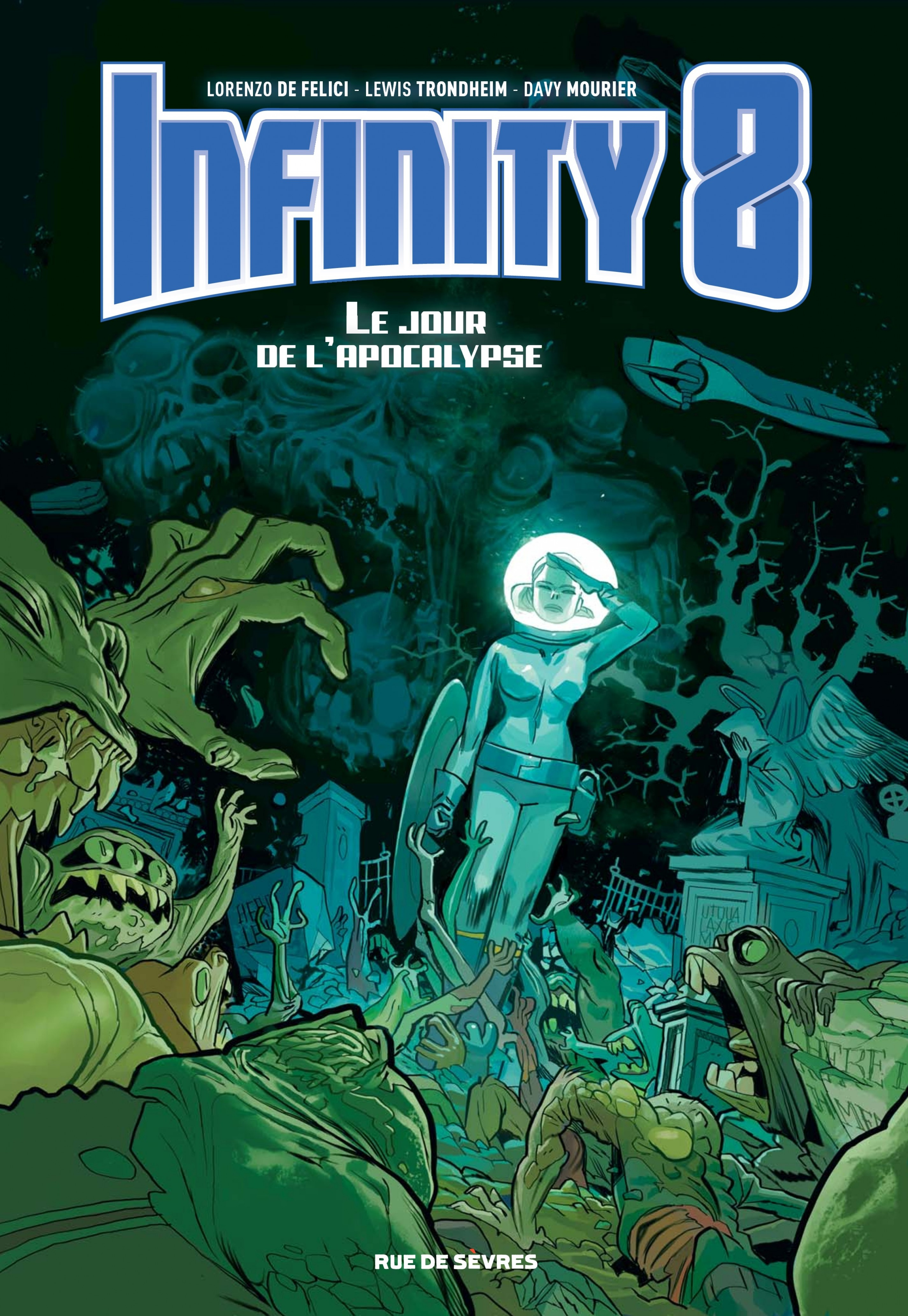 Infinity 8 - Tome 5 - Infin...
