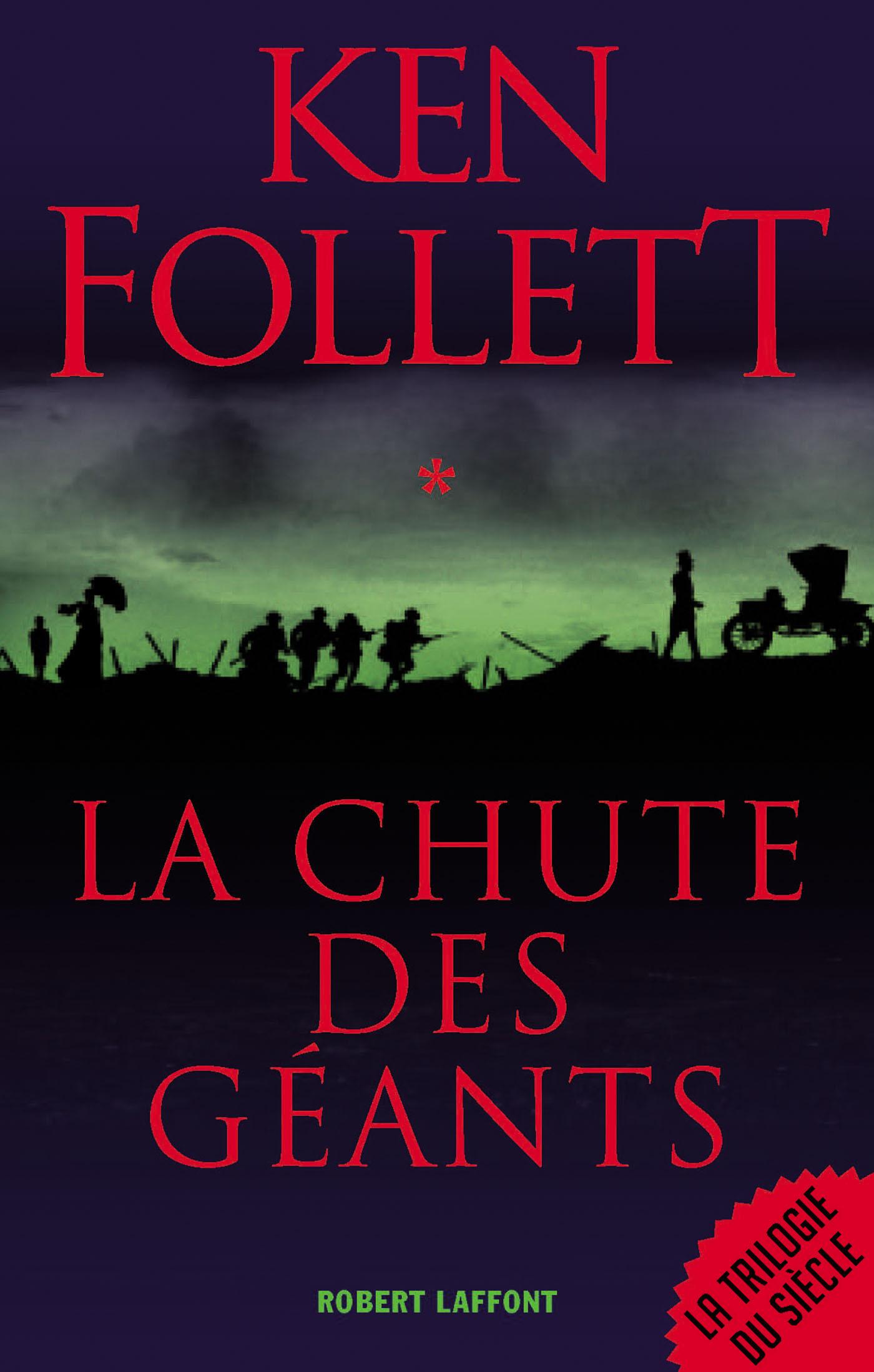La Chute des géants | BRÈQUE, Jean-Daniel