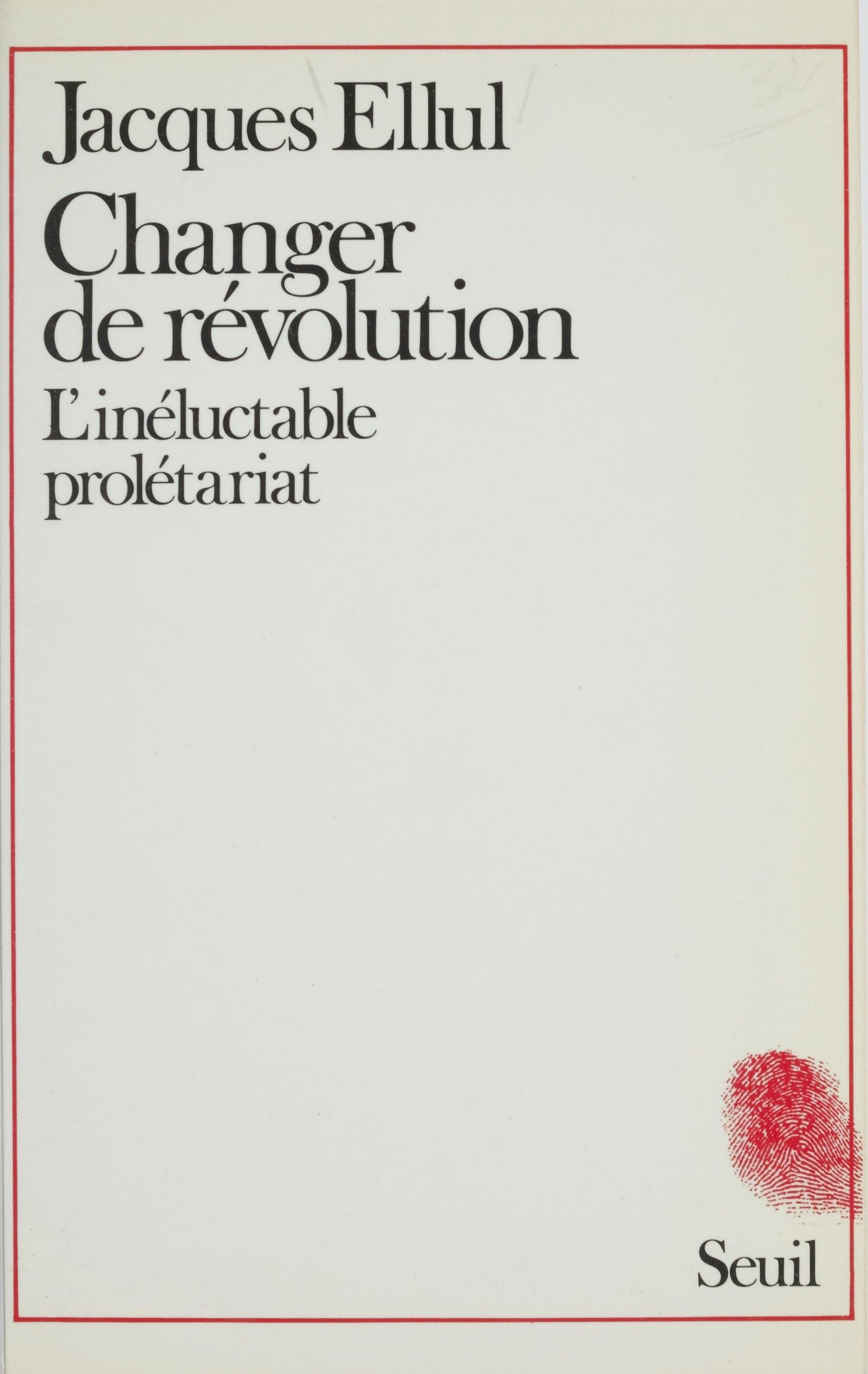 Changer de révolution