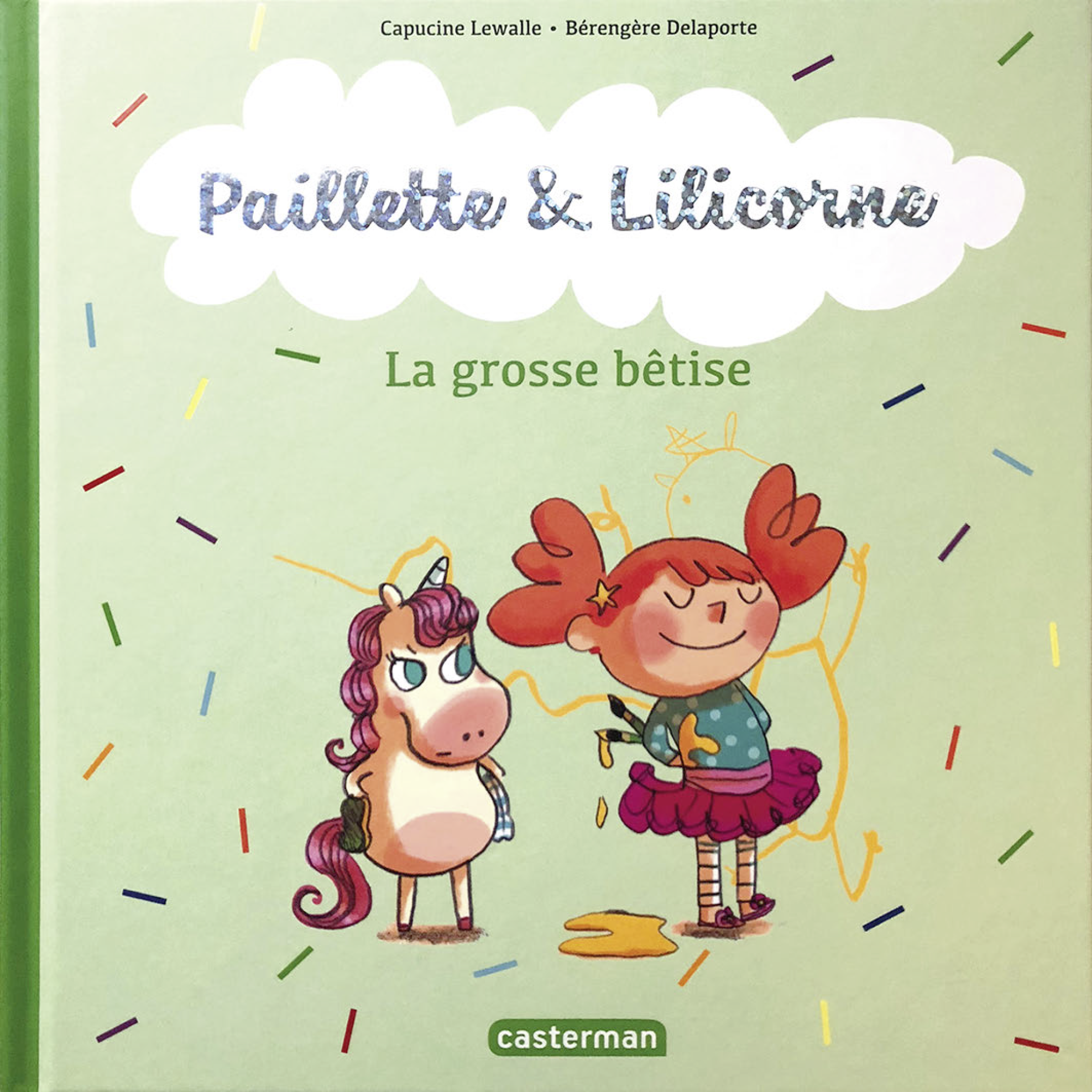 Paillette et Lilicorne (Tom...