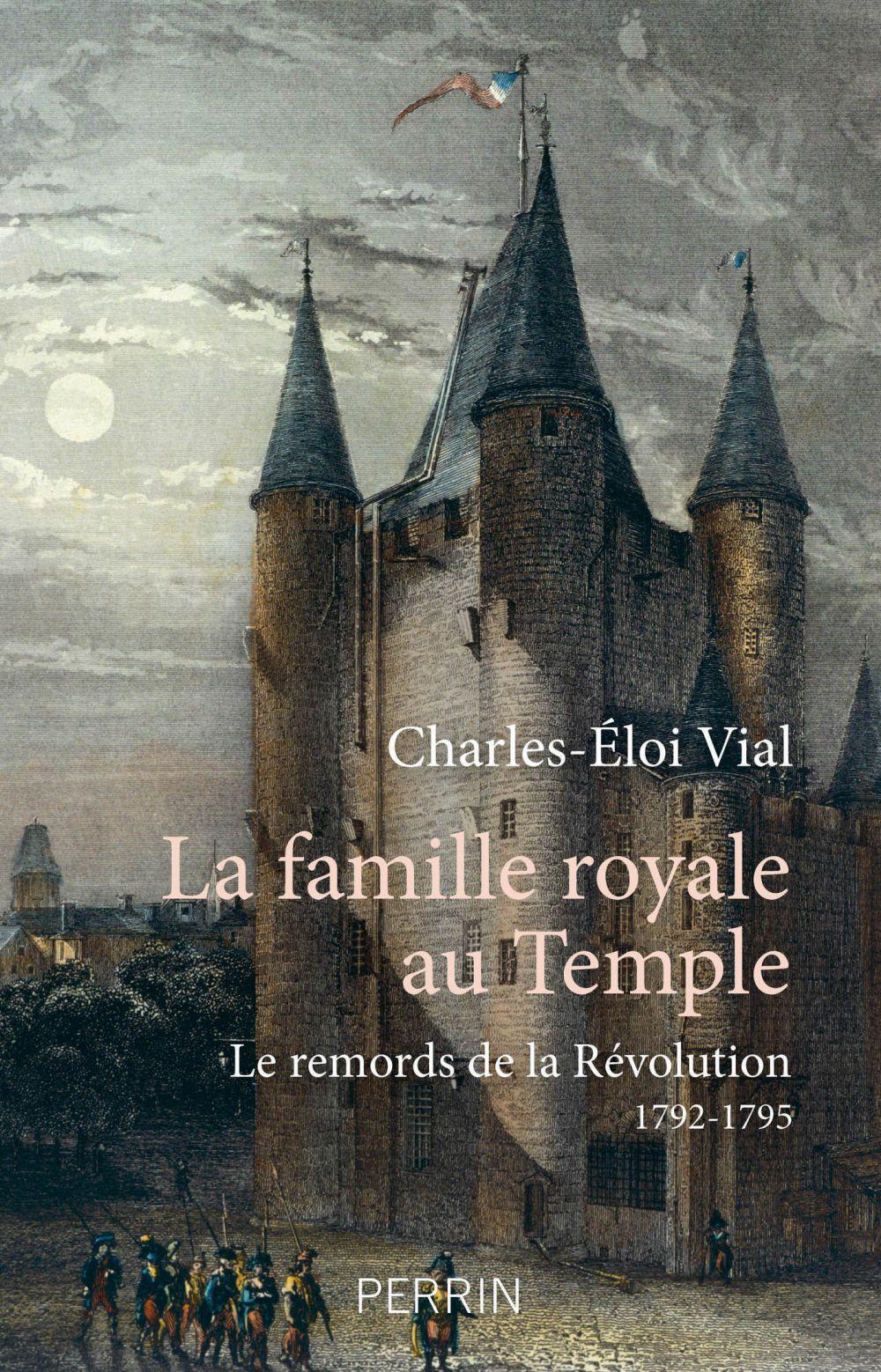 La Famille royale au temple | Vial, Charles-Eloi. Auteur