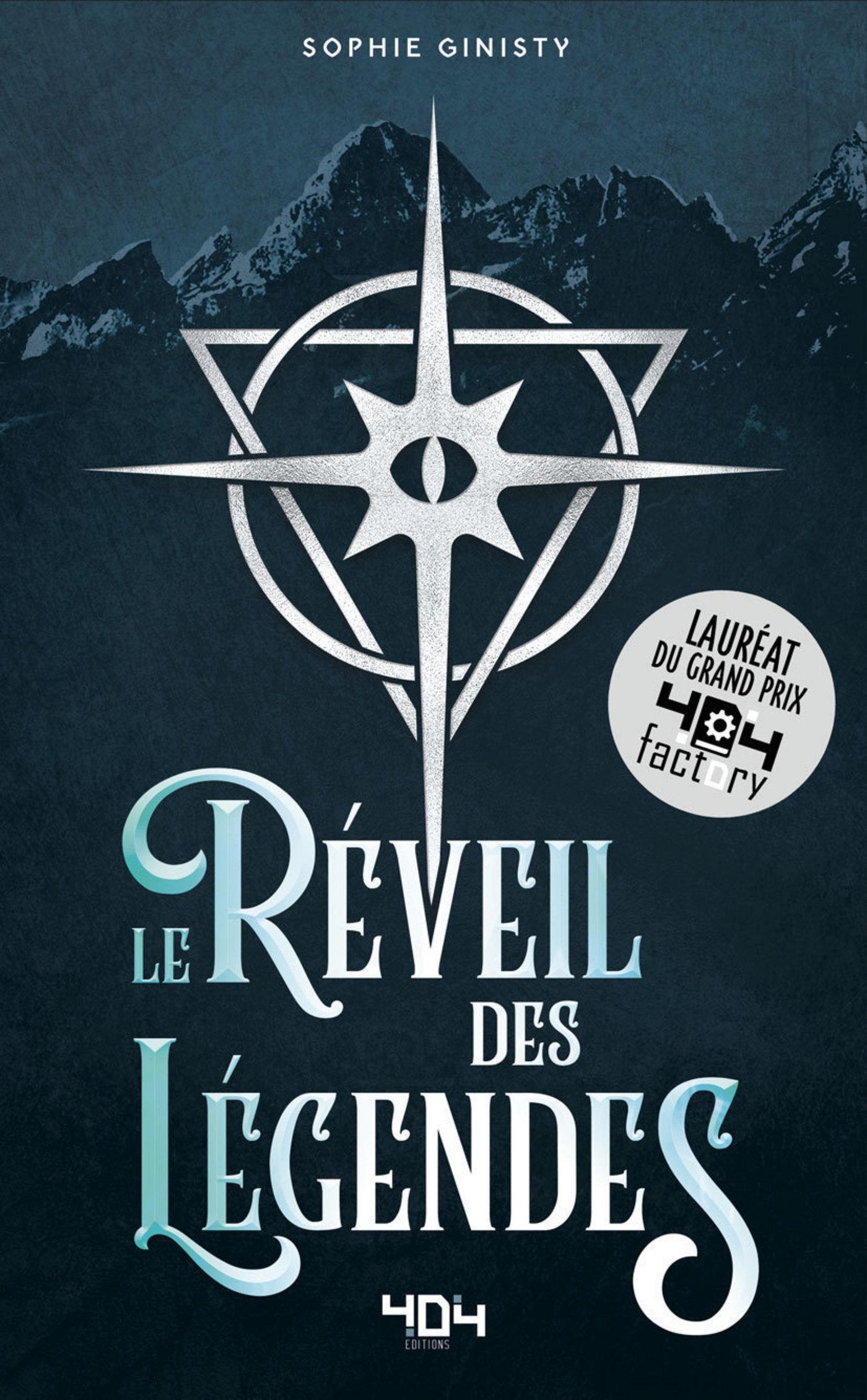Le Réveil des Légendes Tome 1 L'Etoile flamboyante - Roman young adult - Science-fiction - Dès 13 an