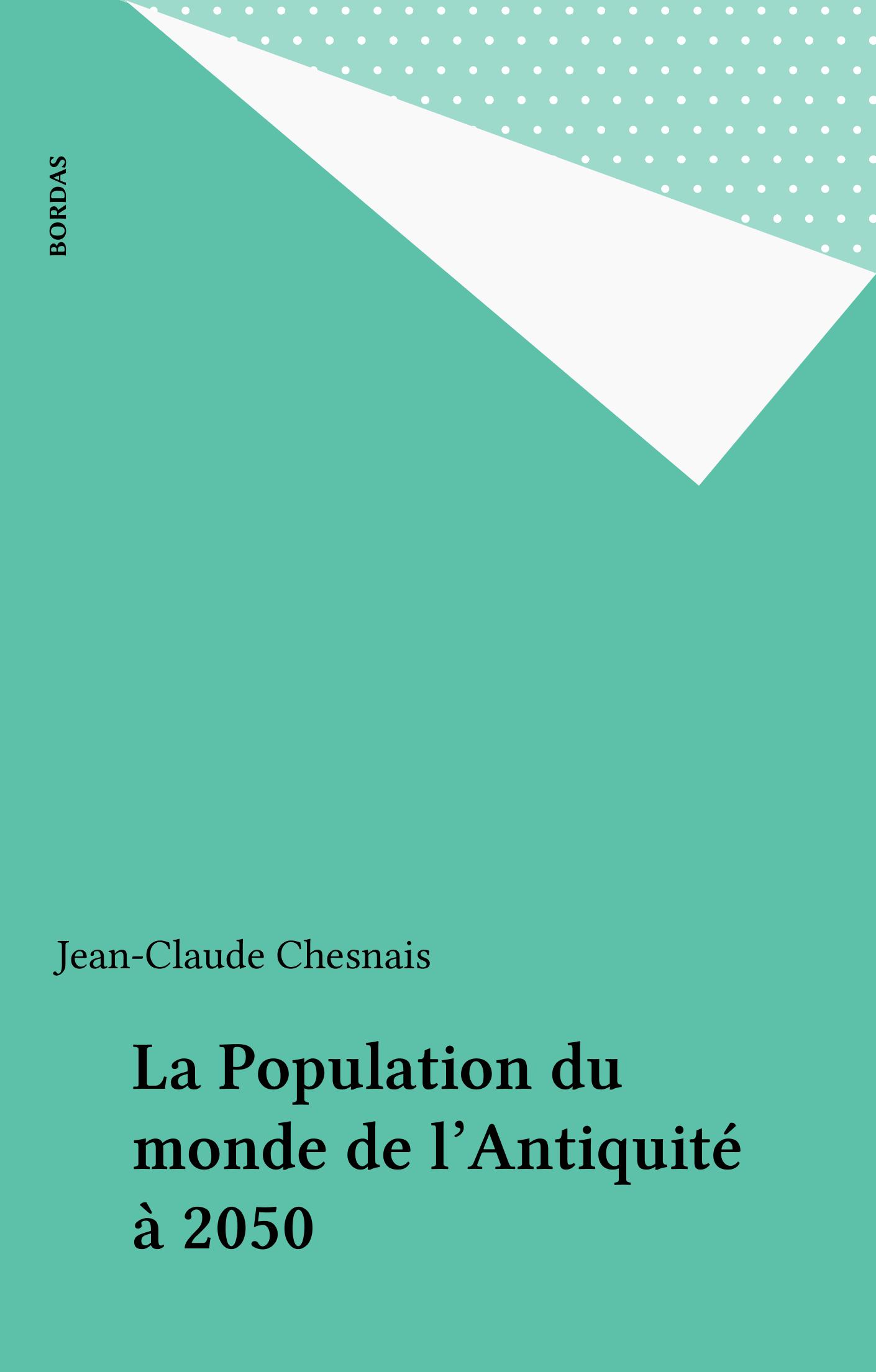 La Population du monde de l...
