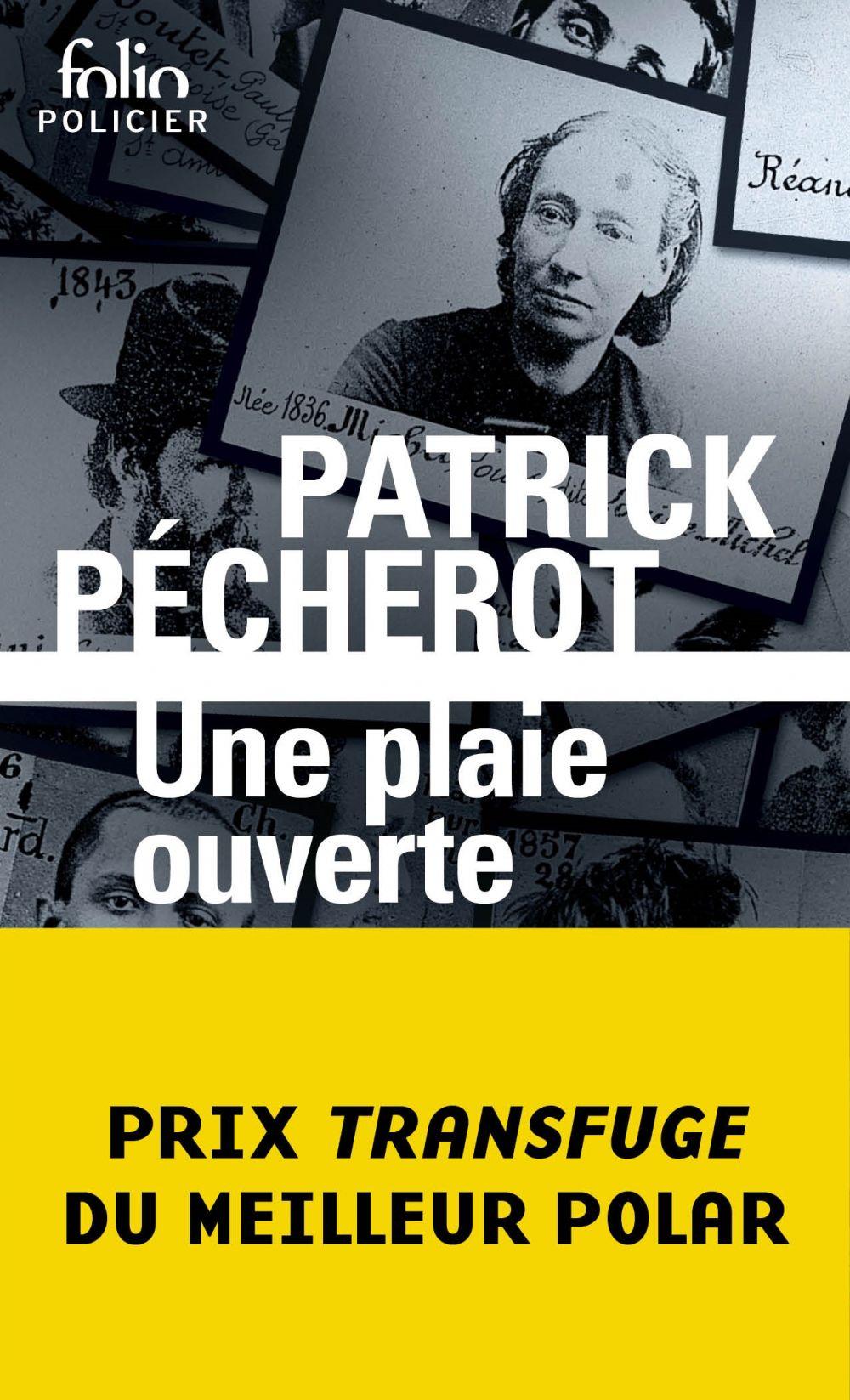 Une plaie ouverte | Pécherot, Patrick (1953-....). Auteur