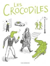 Les Crocodiles | Thomas Mathieu, . Auteur