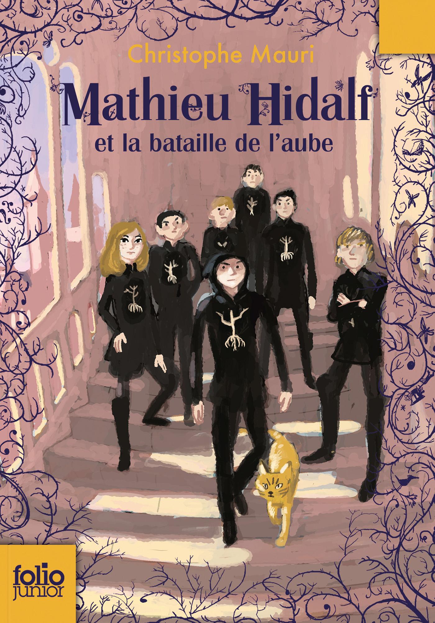 Mathieu Hidalf (Tome 4) - Mathieu Hidalf et la bataille de l'aube | Mauri, Christophe