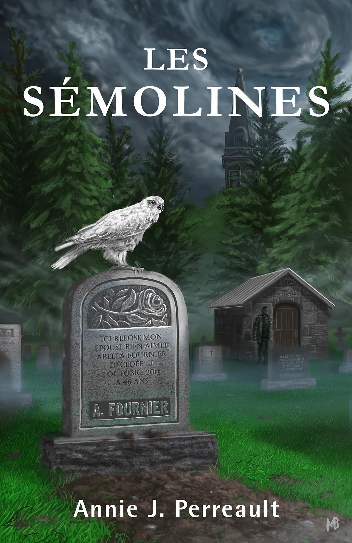 Les Sémolines - Le livre