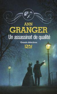 Un assassinat de qualité | GRANGER, Ann. Auteur