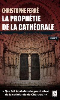 Cover image (La prophétie de la cathédrale)