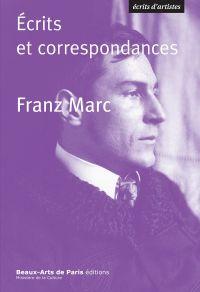 Frantz Marc, Ecrits et corr...
