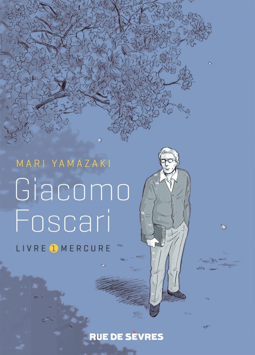 Giacomo Foscari | Yamazaki, Mari (1967-....). Auteur