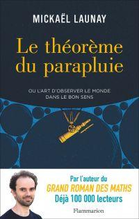 Cover image (Le théorème du parapluie ou L'art d'observer le monde dans le bon sens)