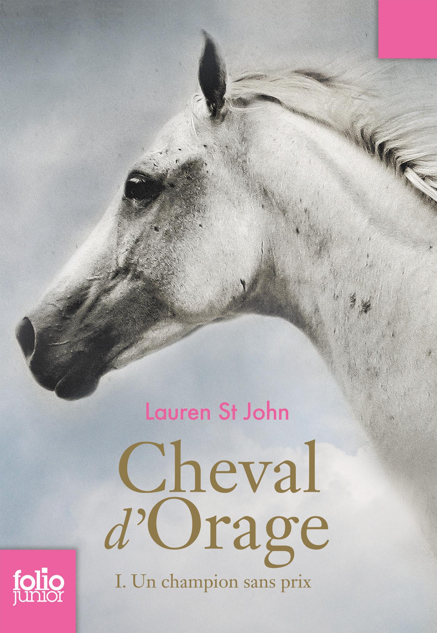 Cheval d'Orage (Tome 1) - Un champion sans prix