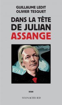 Image de couverture (Dans la tête de Julian Assange)
