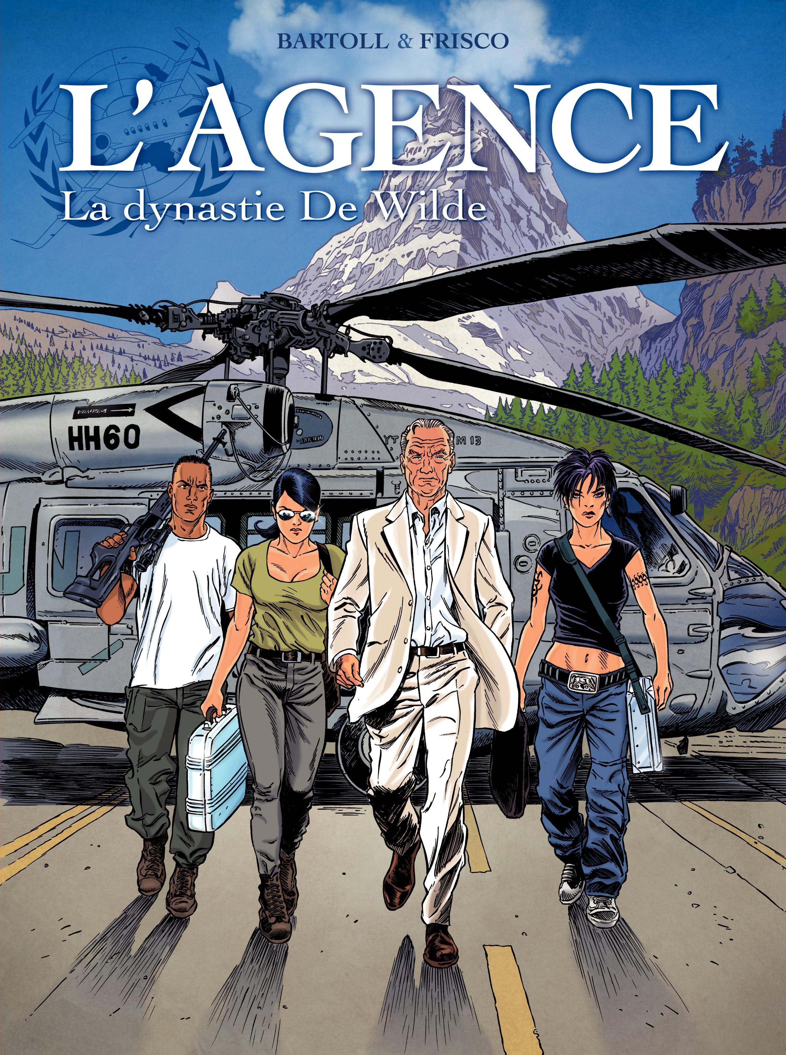 L'Agence (Tome 6) - La dynastie De Wilde