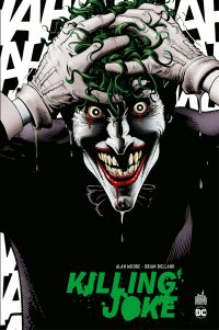 Batman - Killing Joke | Moore, Alan (1953-....). Auteur