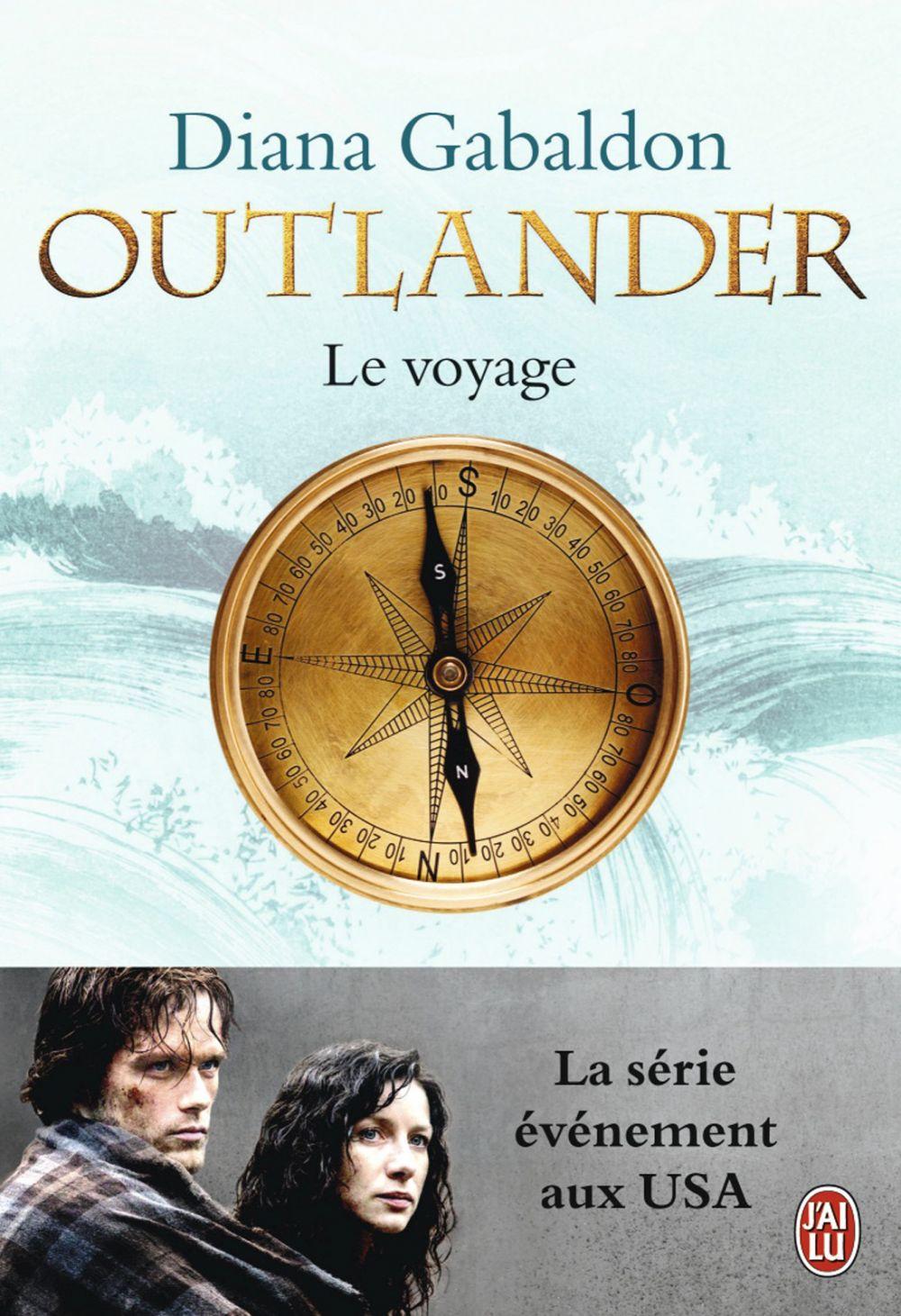 Outlander (Tome 3) - Le voyage |