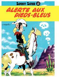 Lucky Luke. Volume 10, Alerte aux Pieds-Bleus