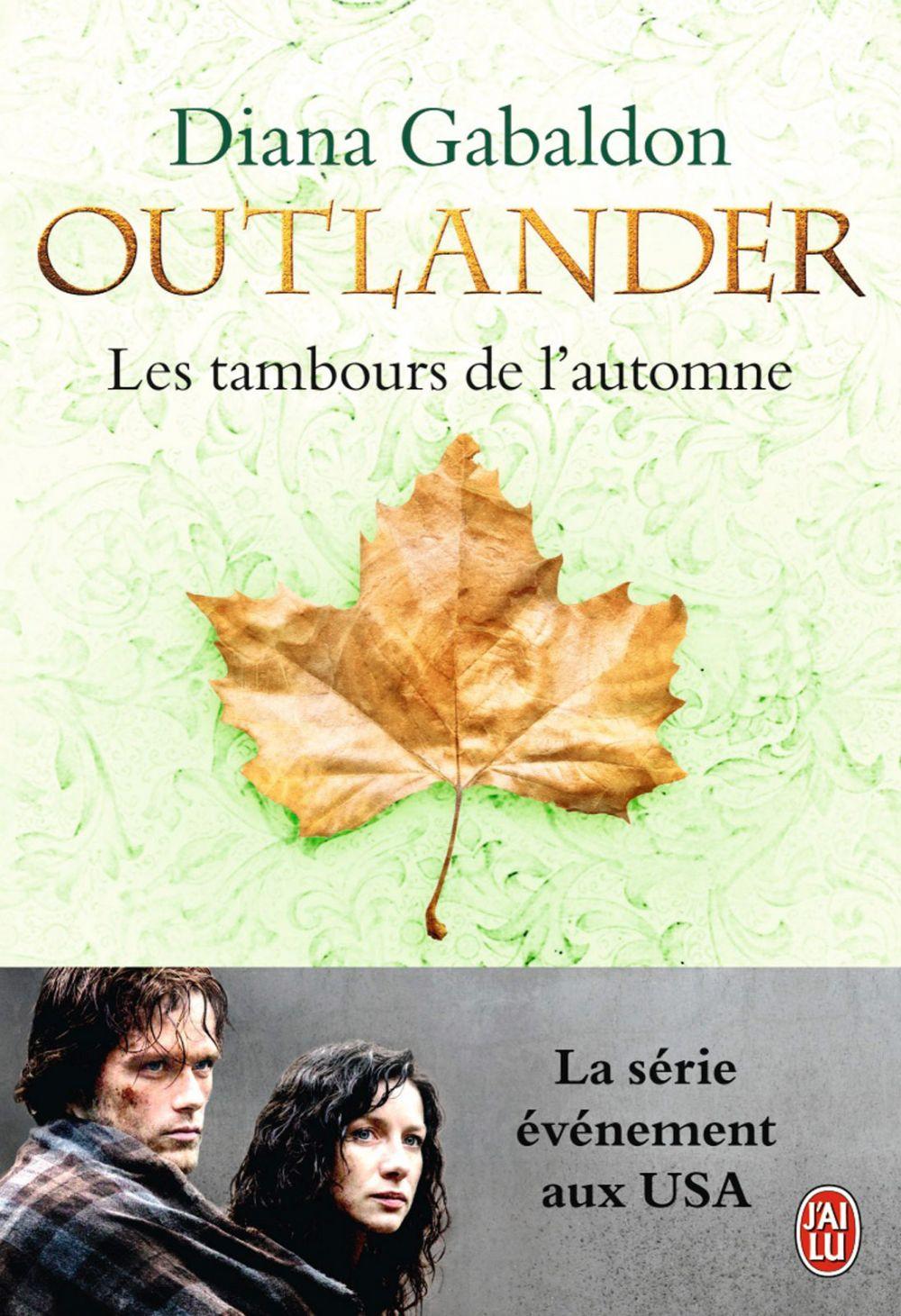 Outlander (Tome 4) - Les tambours de l'automne | Safavi, Philippe. Contributeur