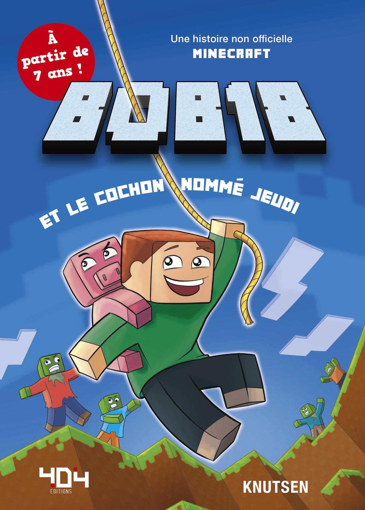 BOB18 ET LE COCHON NOMME JEUDI