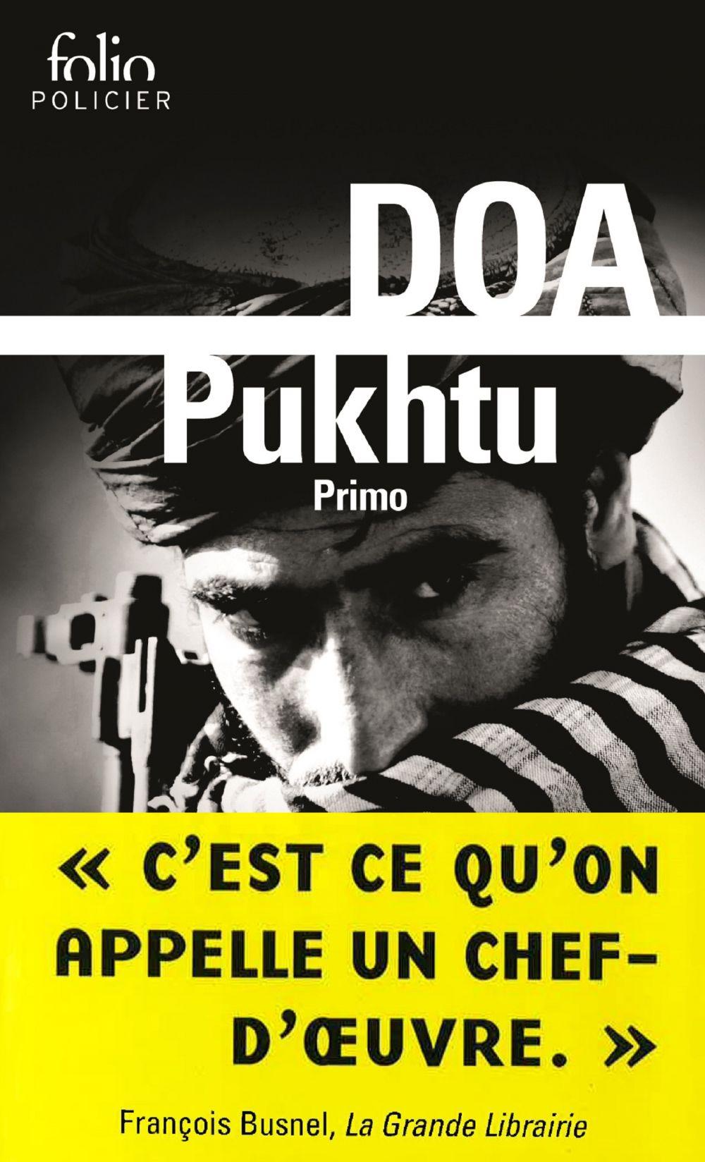 Pukhtu Primo | DOA (1968-....). Auteur