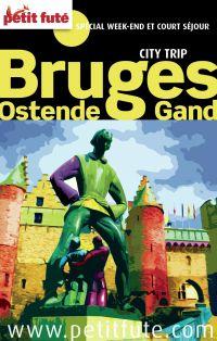 Bruges Gand Ostende City Tr...