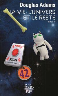 H2G2 (Tome 3) - La Vie, l'Univers et le Reste