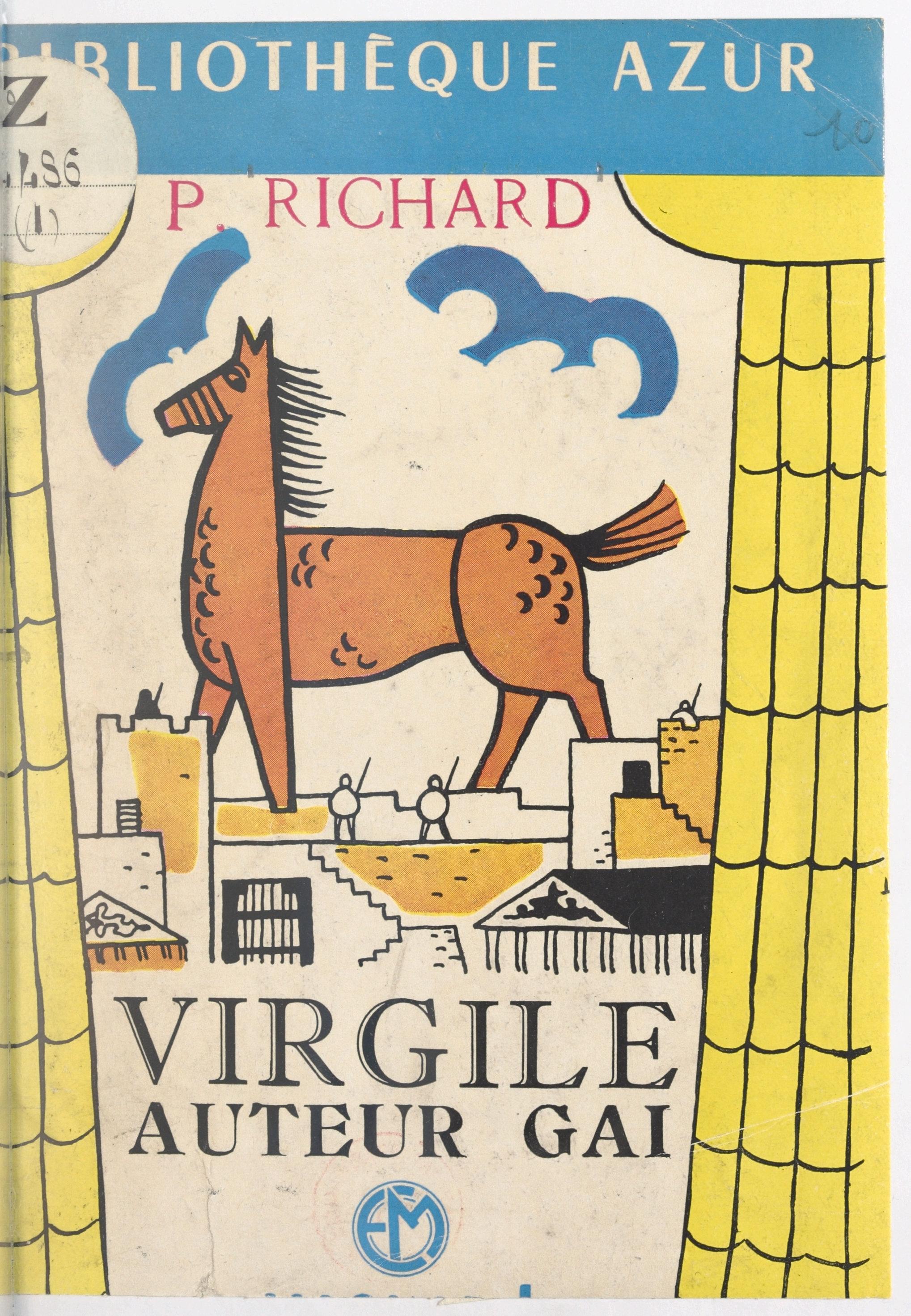 Virgile, auteur gai