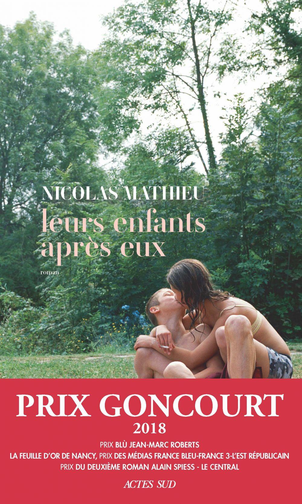Leurs enfants après eux | Mathieu, Nicolas. Auteur