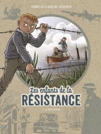 Les Enfants de la Résistance - tome 5 - Le Pays divisé | Dugomier, Vincent. Auteur