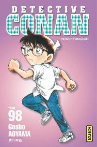 Détective Conan - Tome 98