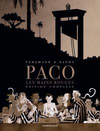 Paco Les Mains Rouges - Intégrale | Vehlmann, Fabien. Auteur