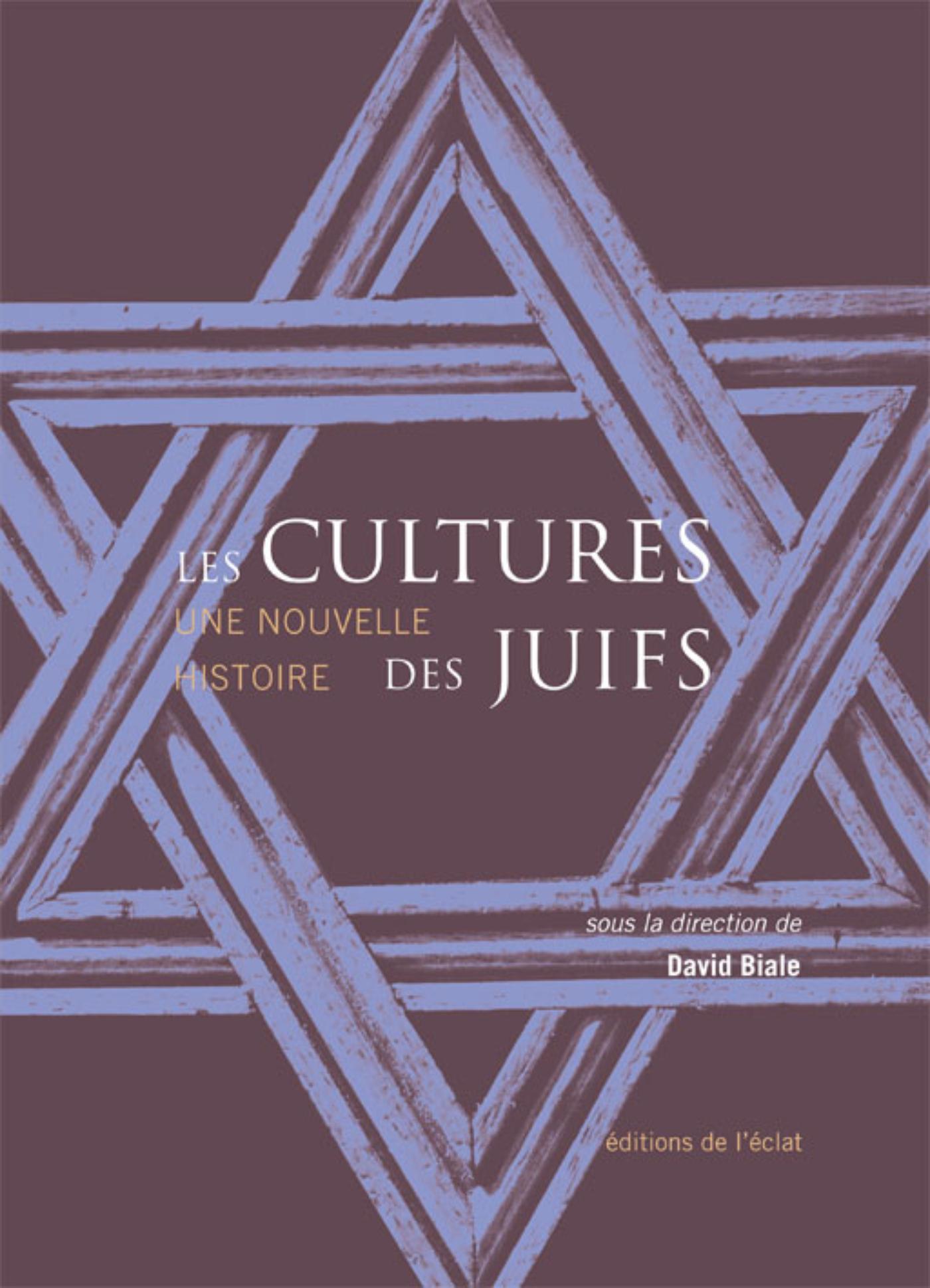 Les Cultures des Juifs, Une nouvelle histoire