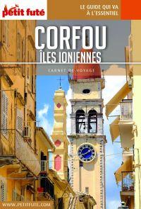 CORFOU / ILES IONIENNES 2020 Carnet Petit Futé