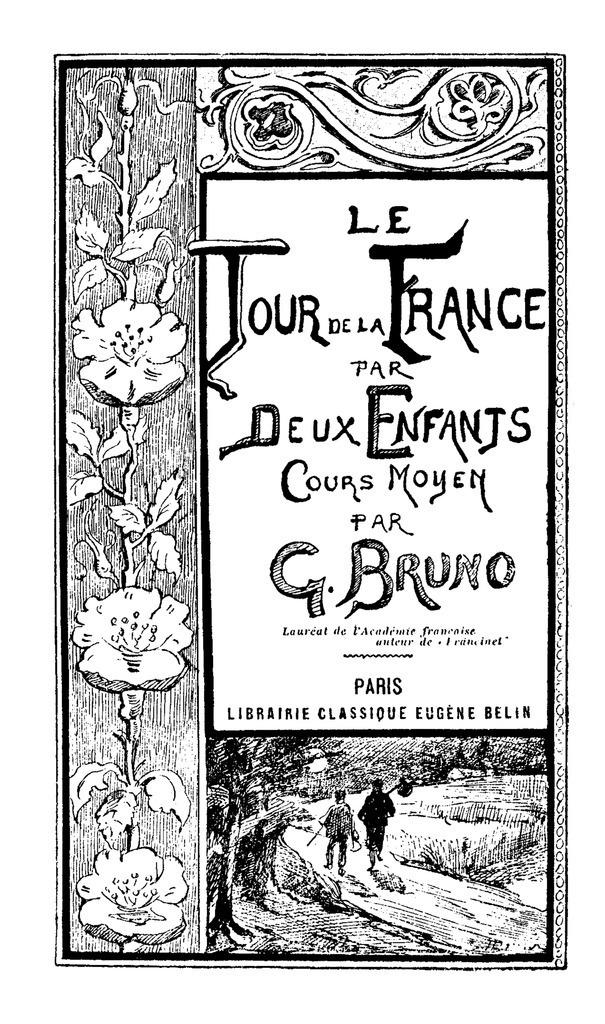 Le tour de la France par deux enfants. Manuel de cours - Nouveau programme
