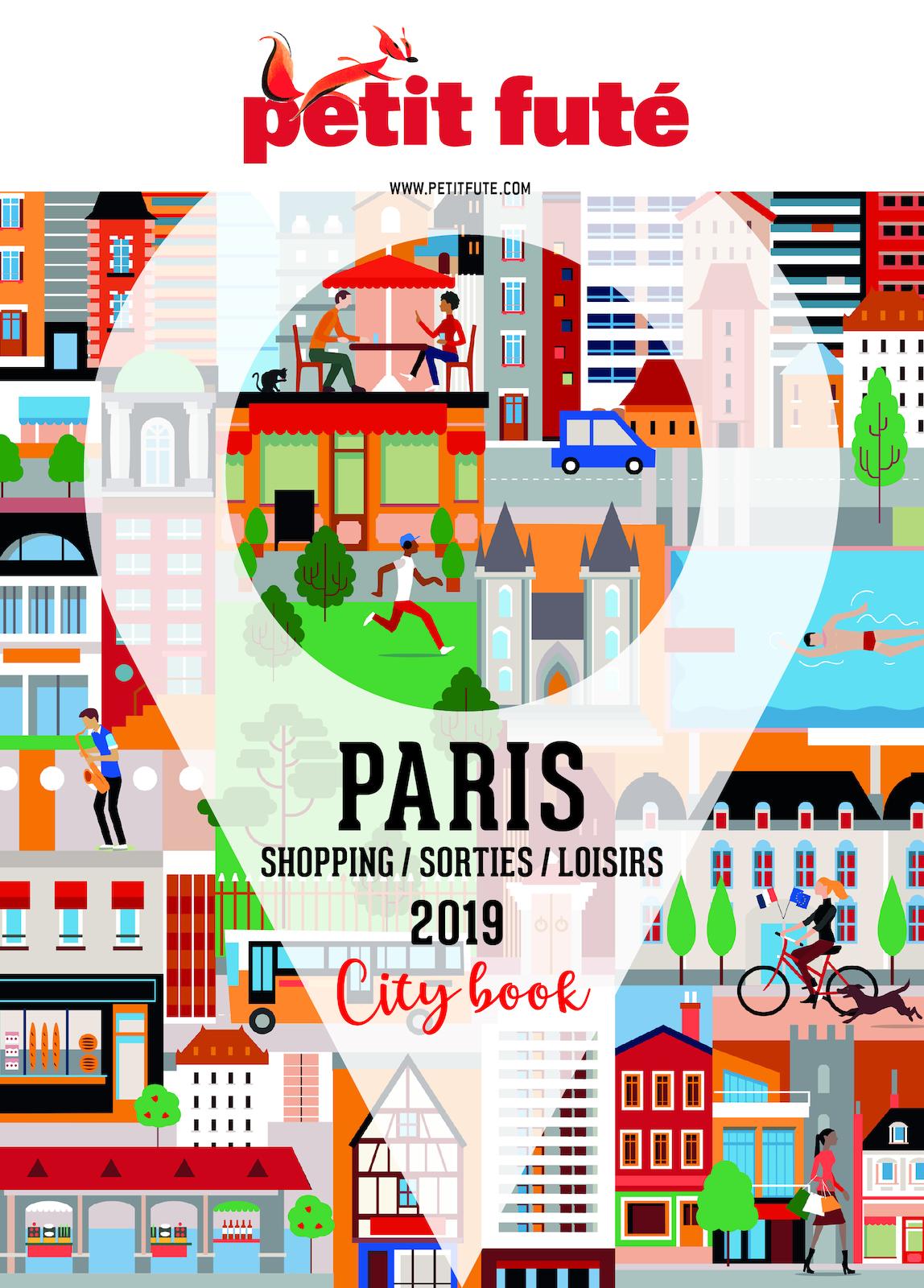 PARIS 2019 Petit Futé |
