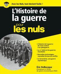 Image de couverture (L'Histoire de la guerre pour les Nuls)