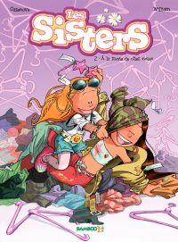 Les Sisters | Christophe Cazenove, . Auteur