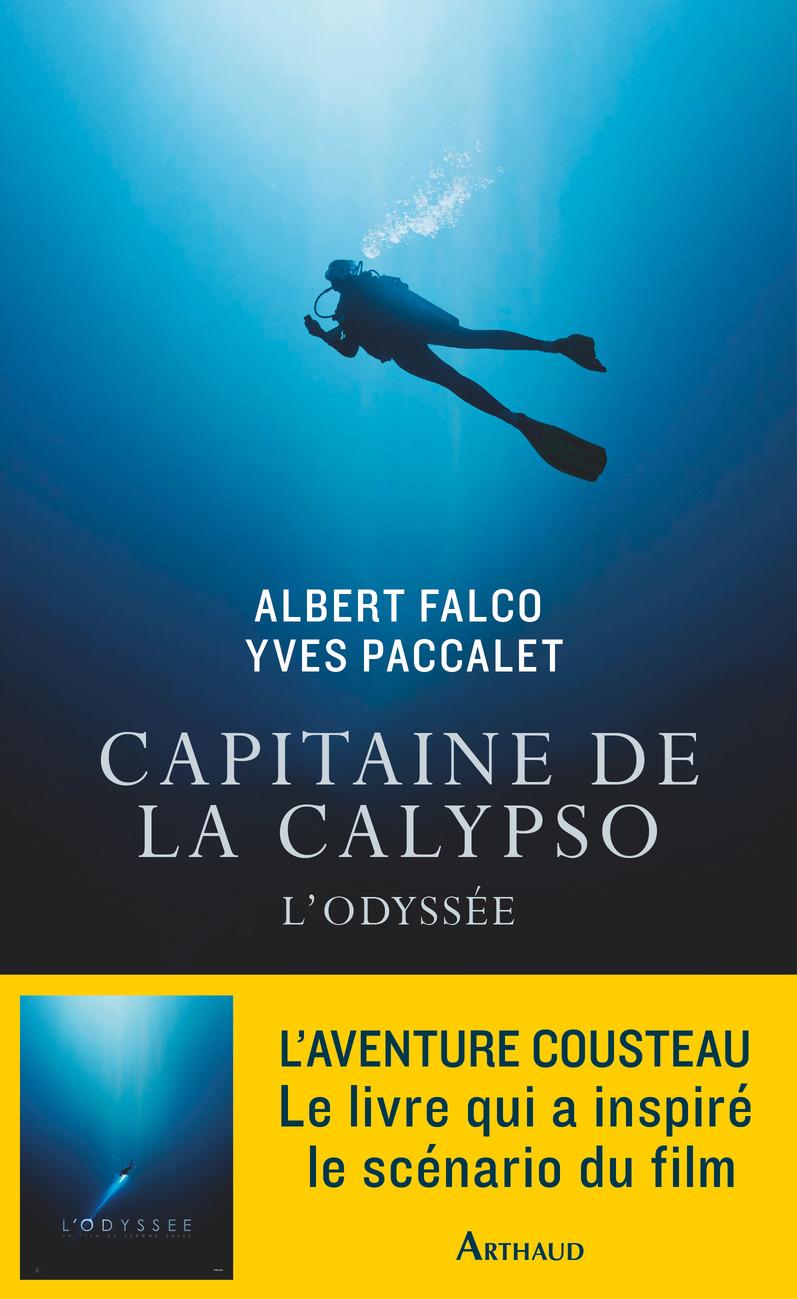 Capitaine de la Calypso. L'Odyssée