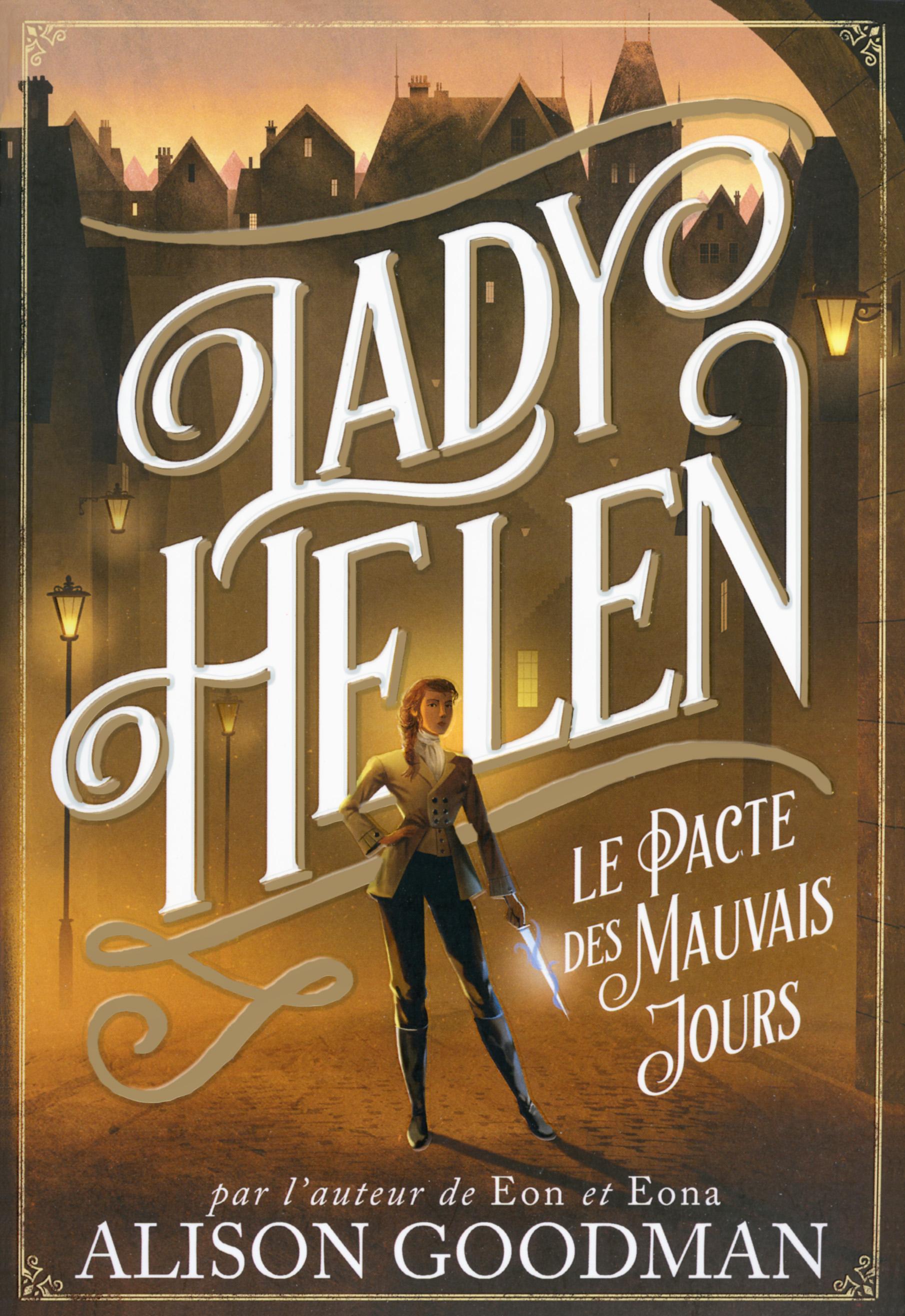Lady Helen (Tome 2) - Le Pacte des Mauvais Jours | Louw, Marion