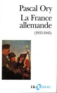 La France allemande (1933-1...