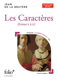 Les Caractères, livres V à ...