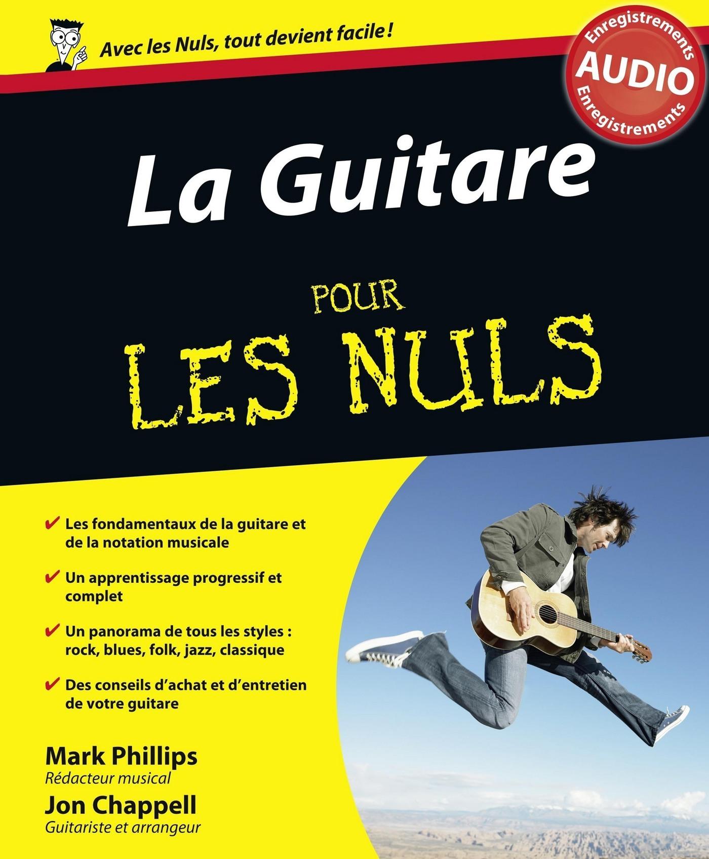 La Guitare Pour les Nuls