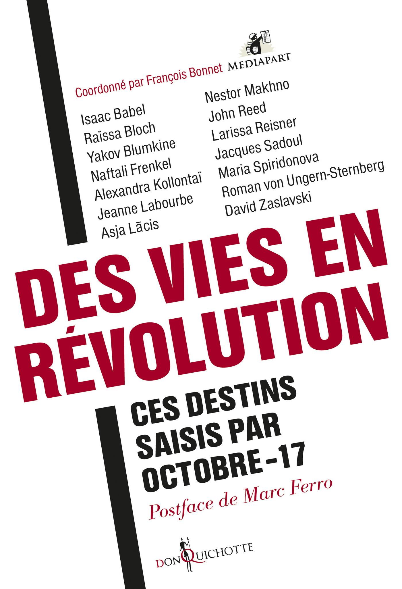 Des vies en révolution - Ce...