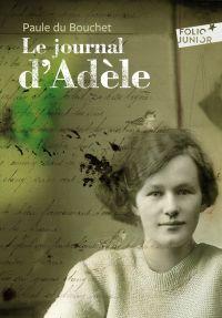 Cover image (Le journal d'Adèle)