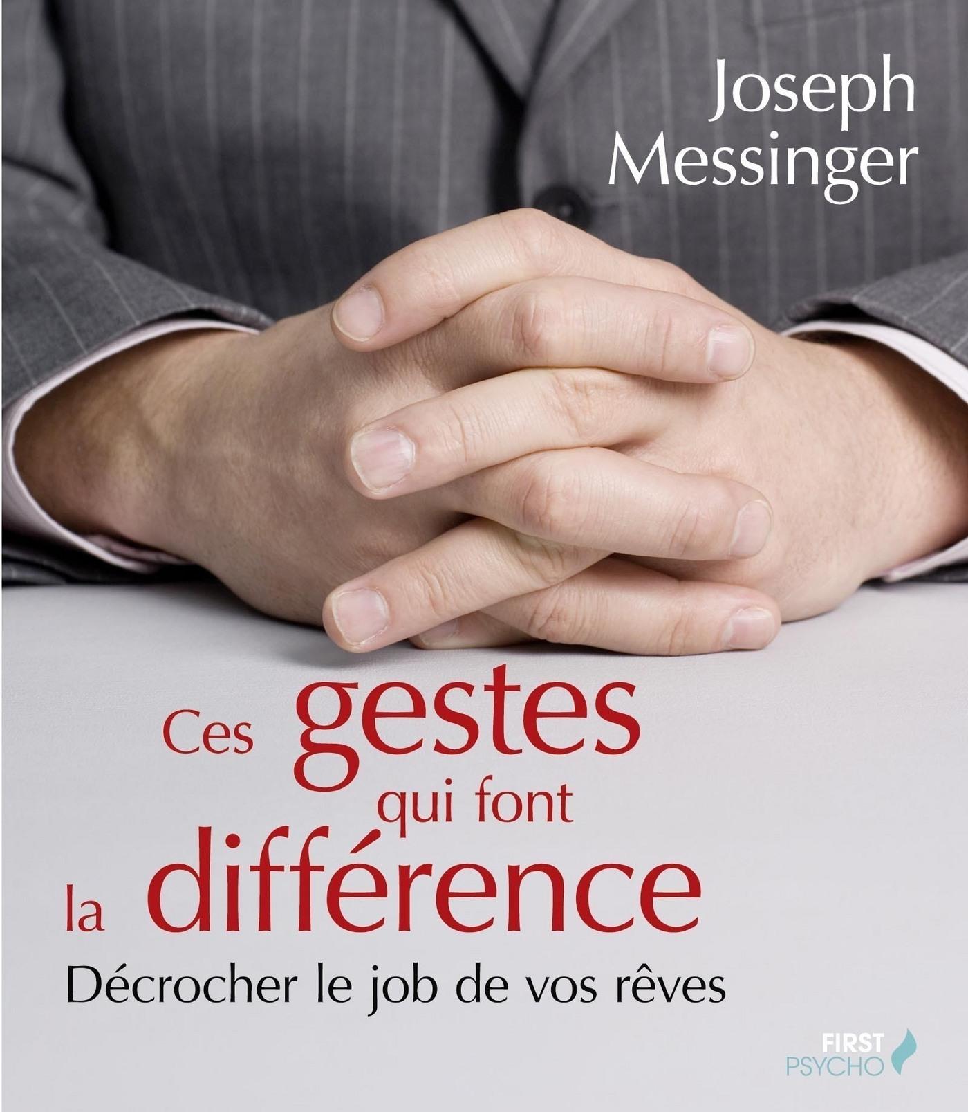 Ces gestes qui font la différence - Ces mots qui font la différence