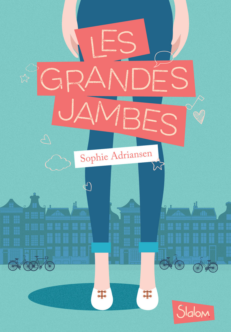 Les Grandes Jambes | ADRIANSEN, Sophie
