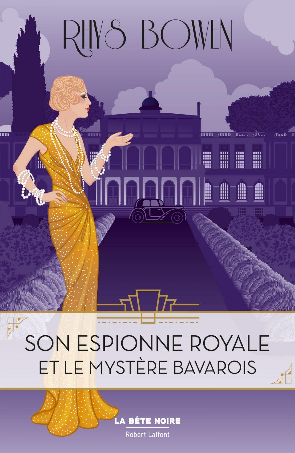 Son Espionne royale et le mystère bavarois - Tome 2 | BOWEN, Rhys